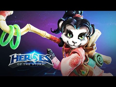 ♥ Heroes of the Storm (A-Z Gameplay) Lili (HoTs Quick Match)