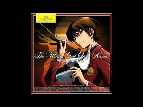 The World God Only Knows OST: 01 - Koi ~ Kuchizuke Made No Kyori (Main Theme)
