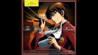 the world god only knows ost 01   koi kuchizuke made no kyori main theme