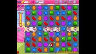 Candy Crush Saga - Level 1665 (3 star, No boosters)