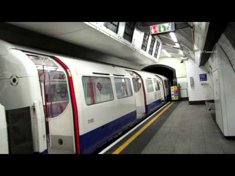 Historic London Underground Stations - Oxford Circus tube station 3