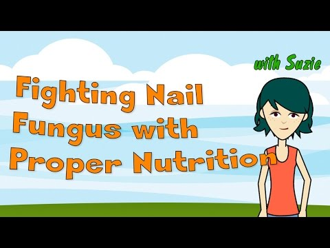 Fighting Nail Fungus with Proper Nutrition