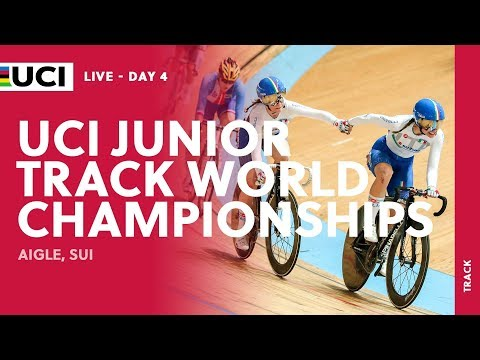 Day4: 2018 UCI Junior Track Cycling World Championships - Aigle (SUI)