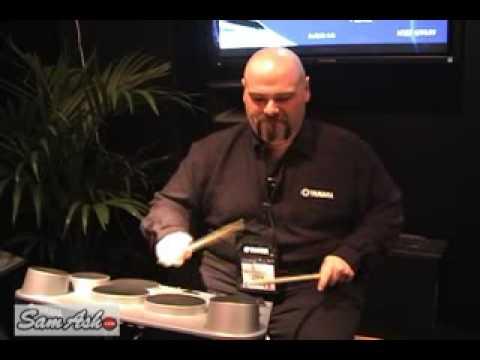 Yamaha Dd  Digital Drums Youtube