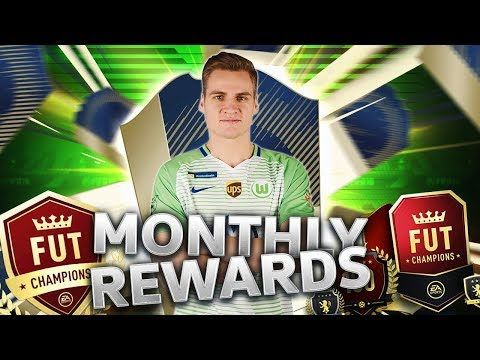 95+ ICON PACKOPENING!!! | FUT CHAMPIONS MONTHLY REWARDS | FIFA18 SaLz0r
