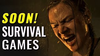 Upcoming Survival Games Of 2018-2019 | Pc,ps4,xb1