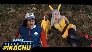 The REAL Detective Pikachu