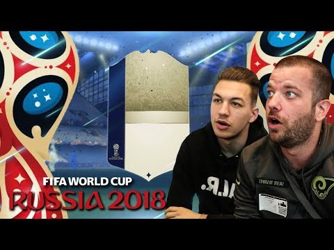 FUT WORLD CUP - ICON PACK OPENING