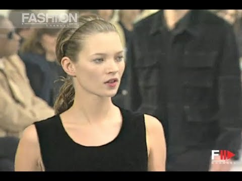 HELMUT LANG Fall Winter 1997 1998 New York - Fashion Channel