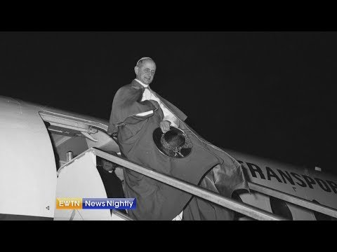 A Look at the Life of Paul VI Ahead of His Canonization - ENN 2018-10-12