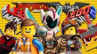Обзор LEGO фильмов + крутой набор в подарок – ЧПНВ #36