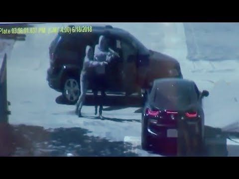 Xxxtentation Death Caught On Surveillance Camera (CCTV FOOTAGE)