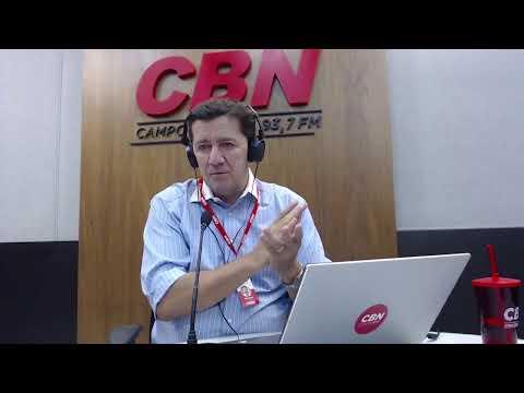 CBN Campo Grande com Otávio Neto (17/09/2019)