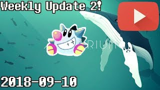 Weekly Update 2: My phone died! Latest on streams, videos, AbyssRium