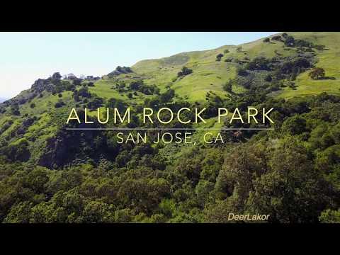 Alum Rock Park, San Jose, CA