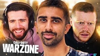 CAN THE SIDEMEN WIN ON WARZONE? (Sidemen Gaming)