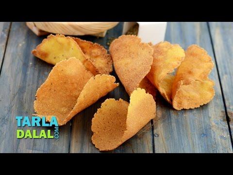 Taco Shells by Tarla Dalal