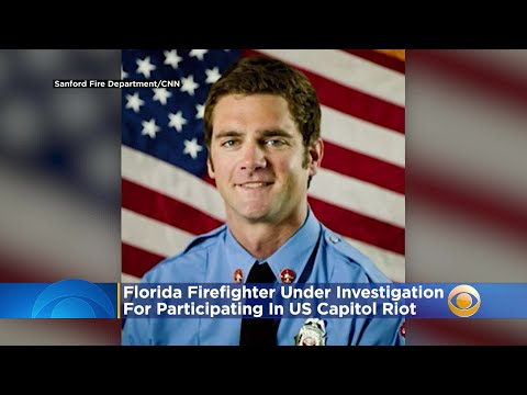 Florida-Firefighter-Under-Investigation-For-Participating-In-US-Capitol-Riot