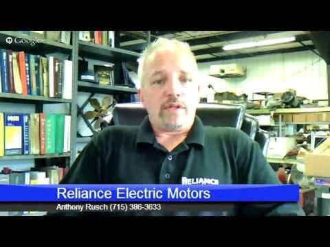 Electric Motor Repair Hudson WI