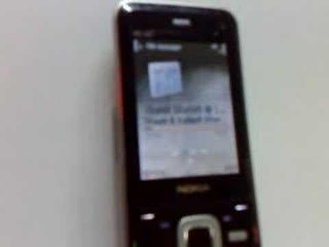 Nokia N81 Music Playback 2