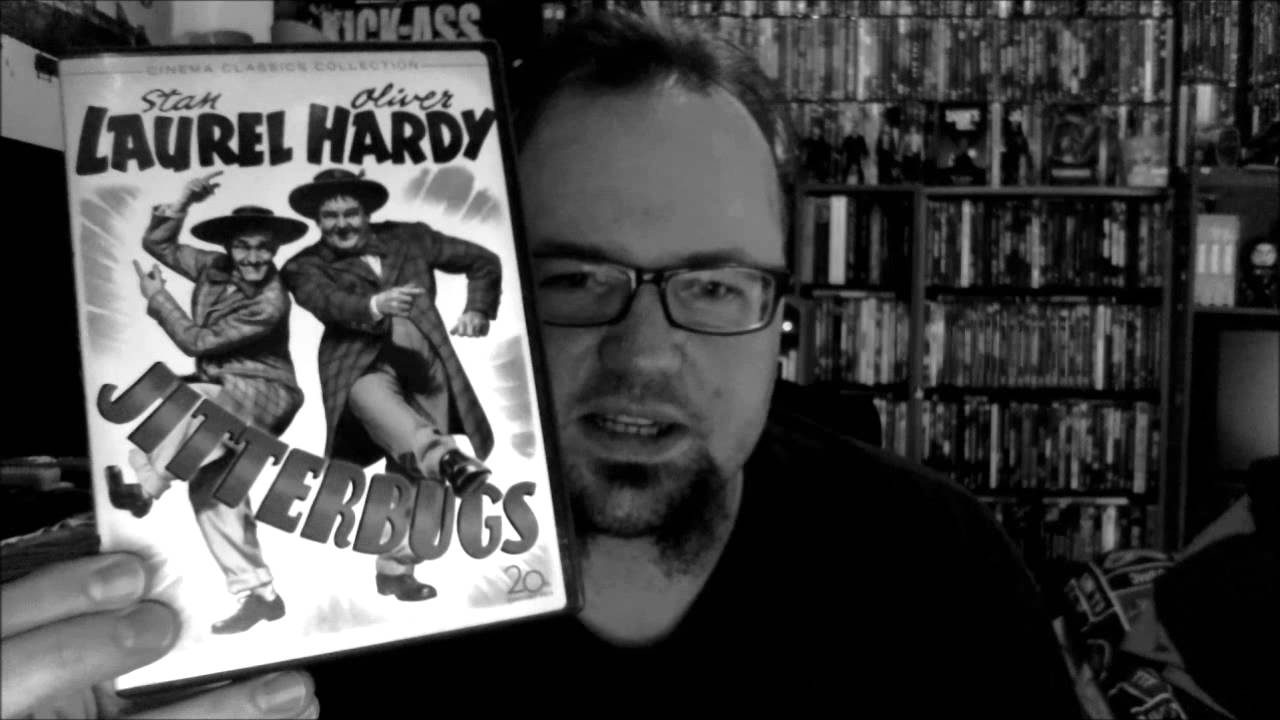 THE REVIEW: JITTERBUGS starring Laurel & Hardy