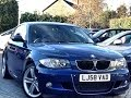 BMW 1 SERIES 120d M Sport SOLD BY CMC-Cars