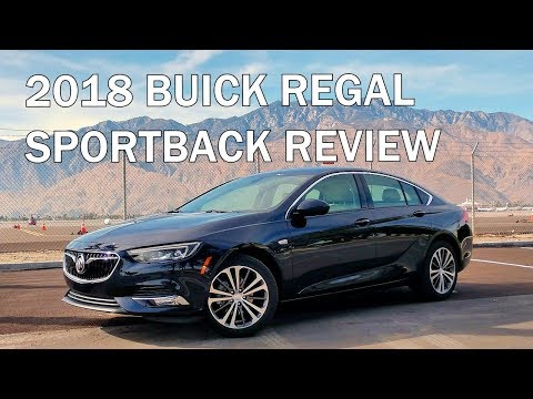 2018 BUICK REGAL SPORTBACK - First Drive and Full Review