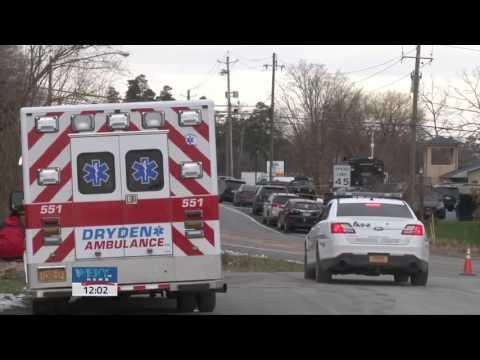 Ithaca Walmart Shooting Suspect In Custody