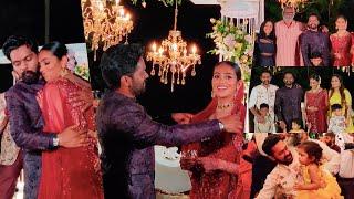 Balu Varghese Engagement | Asif Ali & Family Dance | Lal , Jean Paul Lal