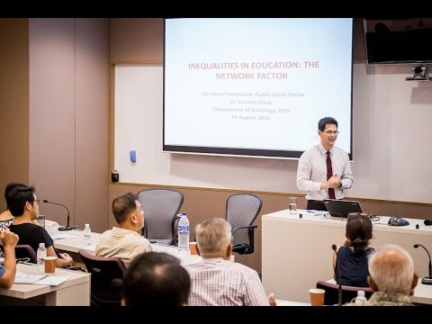 "Highlights ""Inequalities in Education: The Network Factor"""