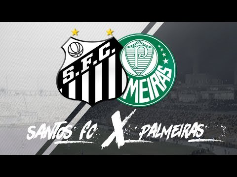 PRA LOTAR O PACA: Santos encara o Palmeiras, na semifinal do Paulistão!