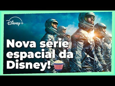 Conheça a nova série espacial do Disney+ produzida por Leonardo DiCaprio