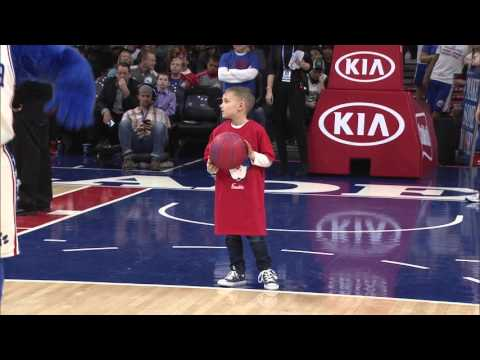 Thumbnail: Sixers Kid Dunk Contest