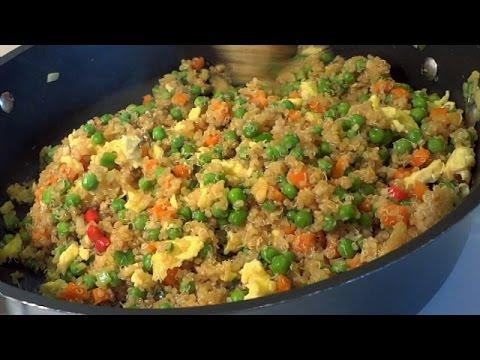 """quinoa-recipe----quinoa-fried-""""rice"""""""