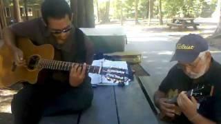 Somewhere Over the Rainbow (Guitar & Ukulele Instrumental)  - 2011 Sacramento Trad Jazz Camp