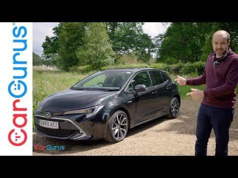 Toyota Corolla Hybrid 2019 Review: Toyota's best hybrid yet | CarGurus UK