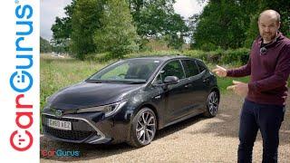 Toyota Corolla Hybrid 2019 Review: Toyota's best hybrid yet   CarGurus UK