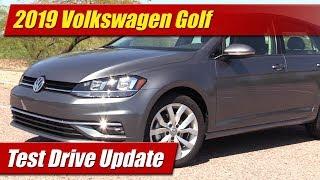 2019 Volkswagen Golf: Test Drive Update
