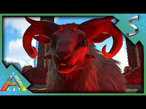 WE GOT PRANKED! HOUSE OF A 1000 OVIS CORPSES! - Ark: Survival Evolved [S4E68]