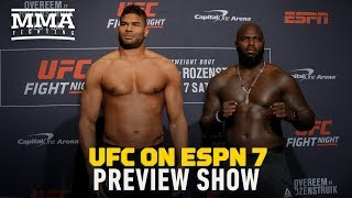 UFC on ESPN 7 Preview Show - MMA Fighting