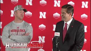 HOL HD: Scott Frost and Trev Alberts address the NCAA investigation