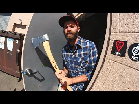 HOW TO OPEN A DOOR 2