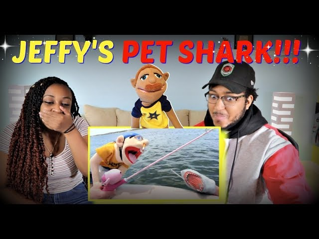 "SML Movie ""Jeffy's Pet Shark!"" REACTION!!!"
