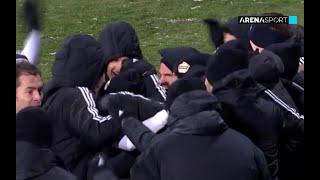 LING LONG TIRE SUPERLIGA: Čukarički - Vojvodina 3:3 / 12.02.2021.