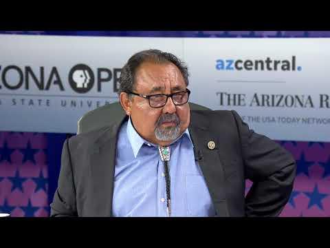 Watch U.S. Rep. Raúl Grijalva and Republican Nick Pierson debate for CD3 (Full Debate)
