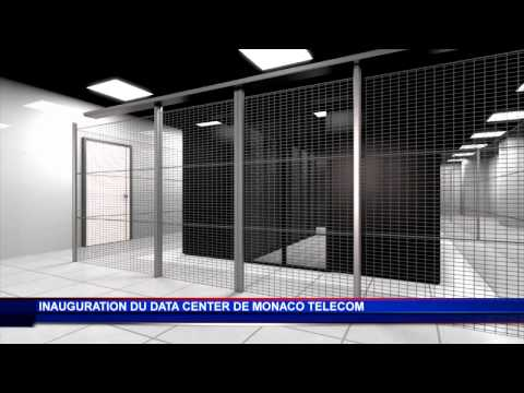 Un Data Center made in Monaco
