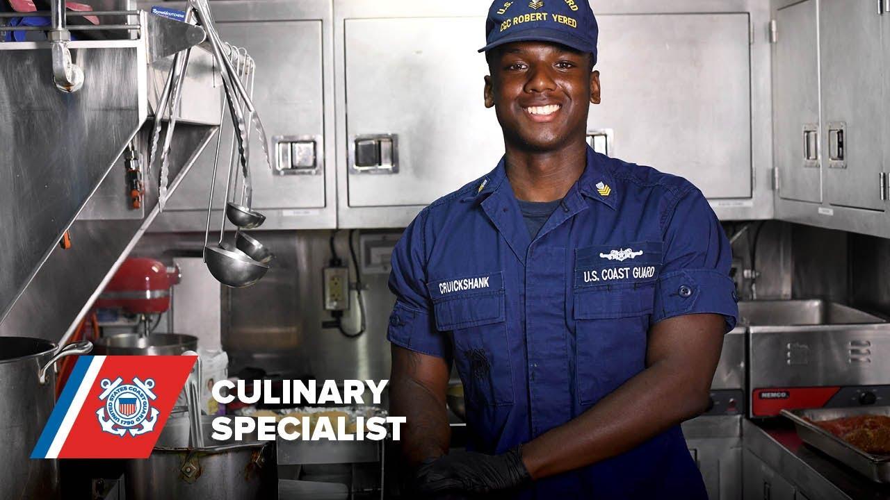 Culinary Specialist | GoCoastGuard com