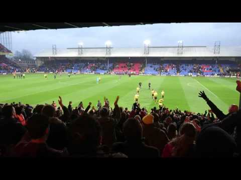 Crystal Palace v Watford FC - Quique Sanchez Flores song!