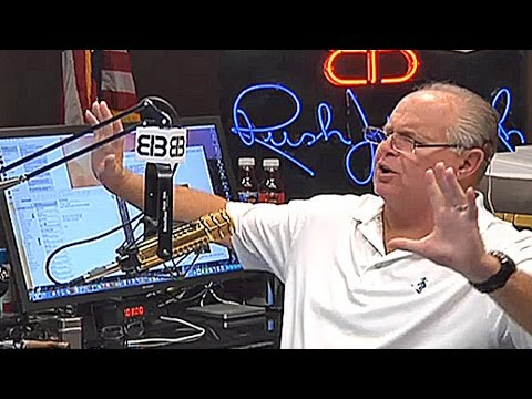 Rush Limbaugh: Sexual Consent Is Overrated