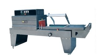 Automatic Shrink Sealing Machine Seal and Shrink Packing Machinery With Cutter System
